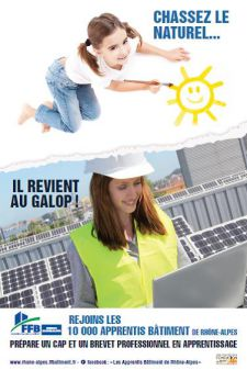 Image solaire